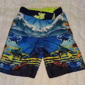 Zeroexposure - Boy's Swim Trunks Large (7)